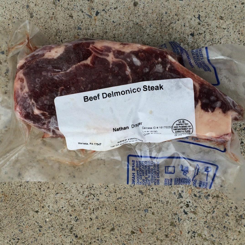 Delmonico Steak | Drager Farms, Marietta PA