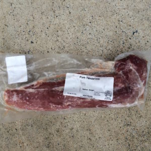 Pork Tenderloin | Drager Farms, Marietta PA