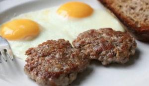 Italian Breakfast Sausage Patties | Drager Farms